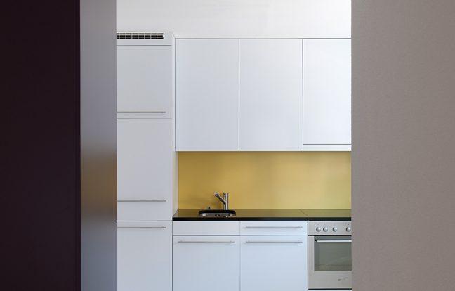 Sanierung 14 x 1-Zi-Wohnungen Bözingen, Biel