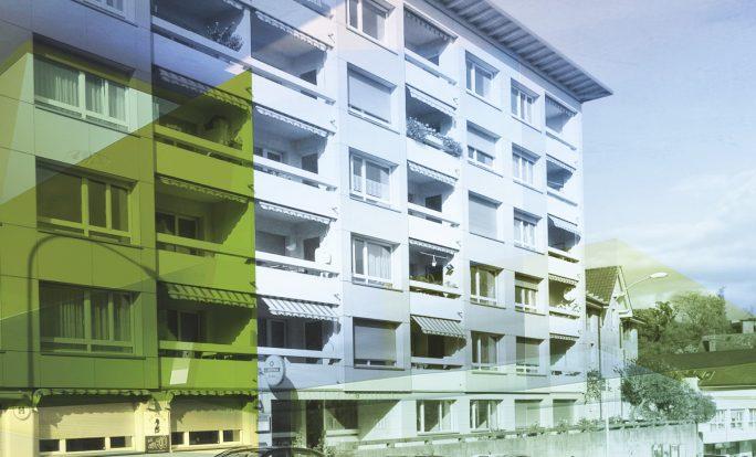 Sanierung MFH Cassarde, Neuenburg