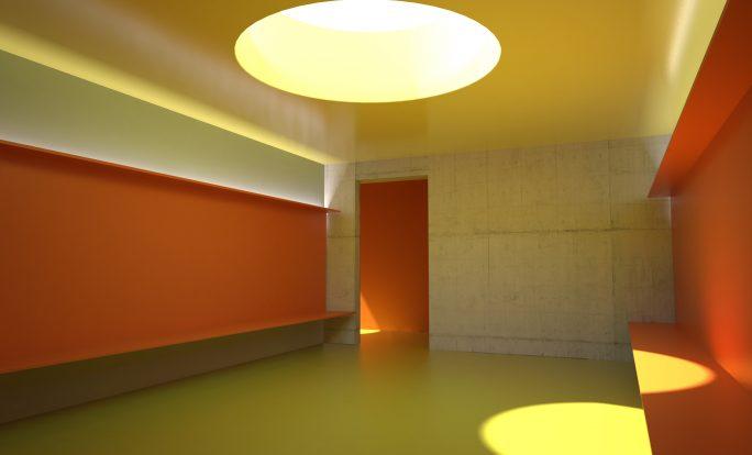 Wettbewerb Neubau Garderobengebäude, Biel-Bienne