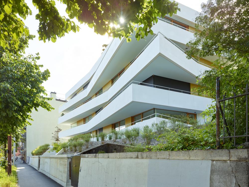 Neubau eigentumswohnungen u ekosmosu c biel bienne apart architektur ag