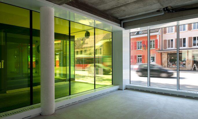 Sanierung Verkaufsflächen Bözingen, Biel-Bienne